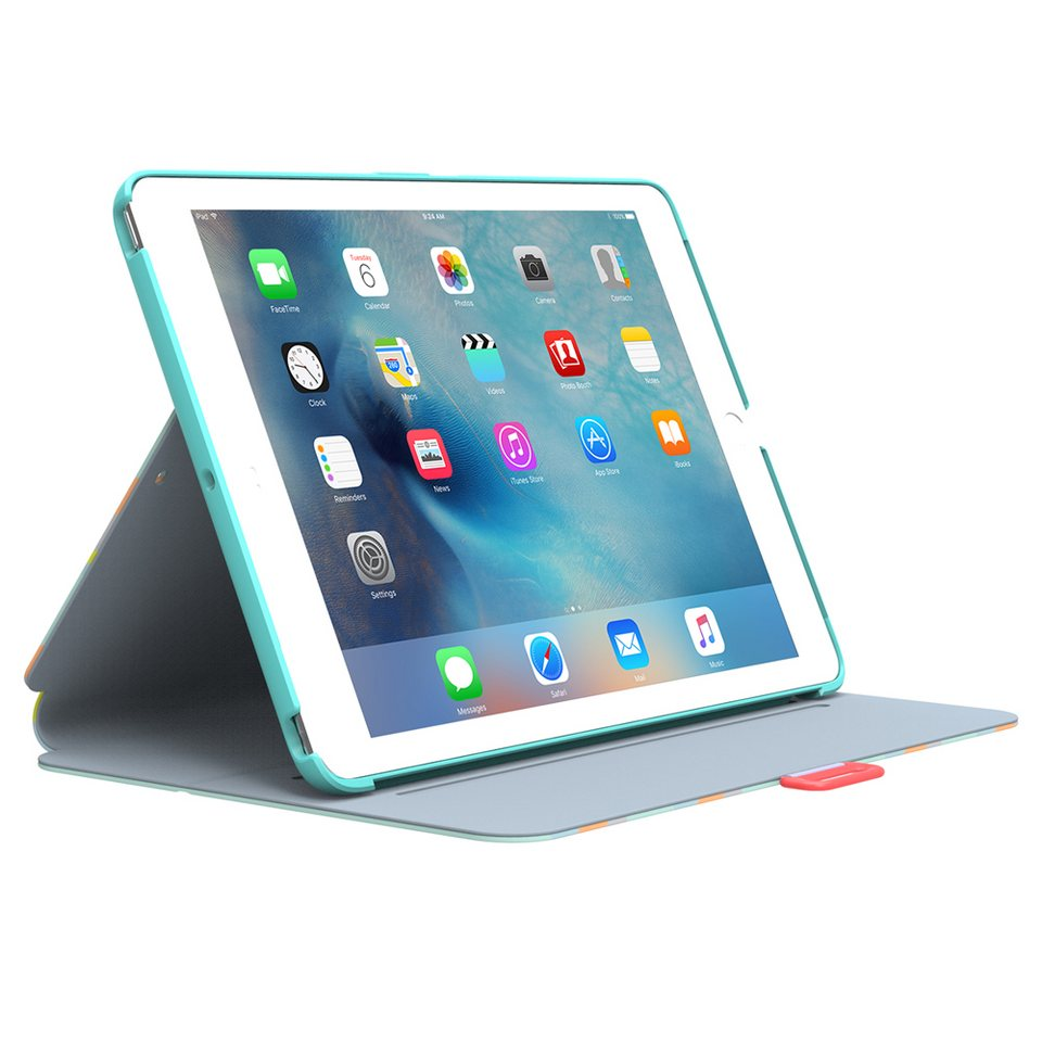 "Speck HardCase »StyleFolio iPad Pro (9.7"")/iPad Air (2) PLAYA GEO « in blau"