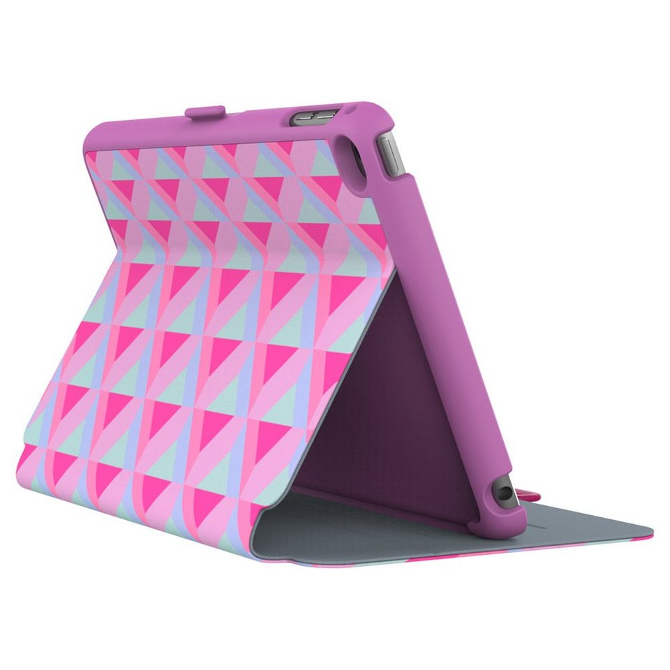 Speck HardCase »StyleFolio iPad mini (4) BEAMING ORCHID PURPLE/PLA« in mehrfarbig