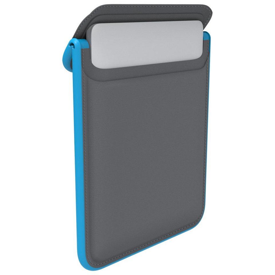 "Speck HardCase »Flaptop Sleeve MacBook Pro 13"" GRAPHITE GREY/ELECT« in schwarz"