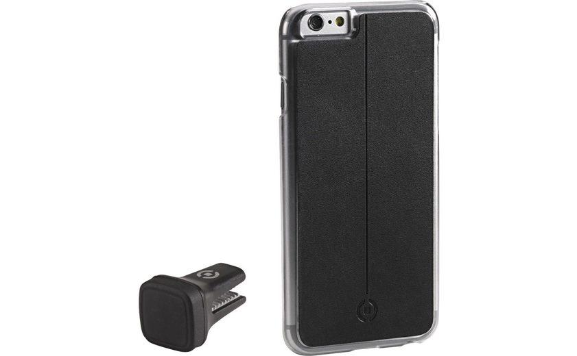 Celly Handyhülle mit Vent-Clip für das iPhone 6/6s »Smart Drive«