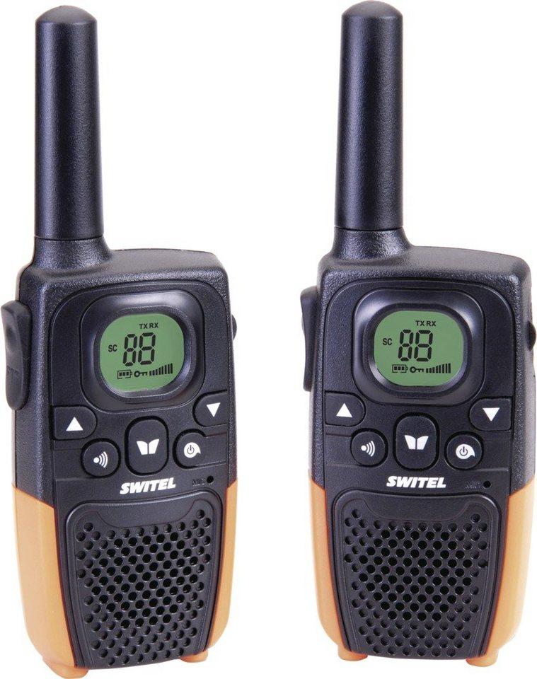 Switel Funkgerät »WTC570« in schwarz