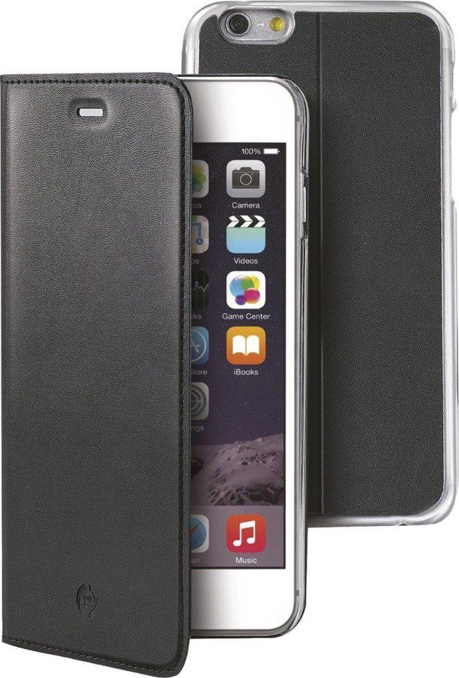 Celly 2in1 Case für das iPhone 6/6s »Buddy Case« in schwarz