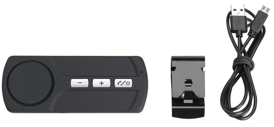 Celly Bluetooth-Freisprechanlage »Bluetooth Car Kit« in schwarz