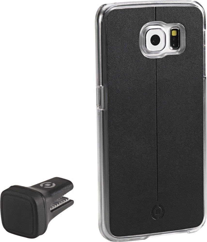 Celly Handyhülle mit Vent-Clip für das Galaxy S6 »Smart Drive«