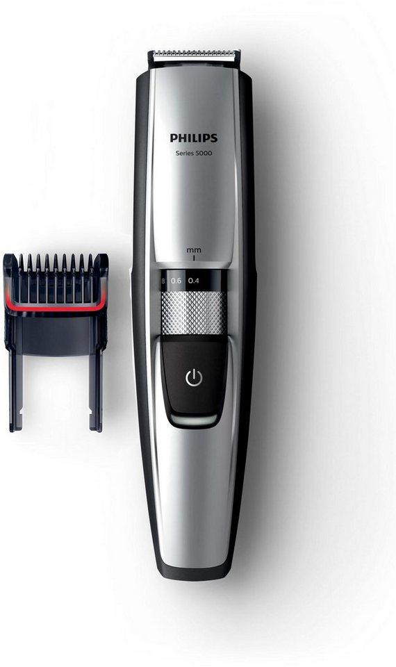 Philips Bartschneider Series 5000 BT5205/16 in silber/schwarz