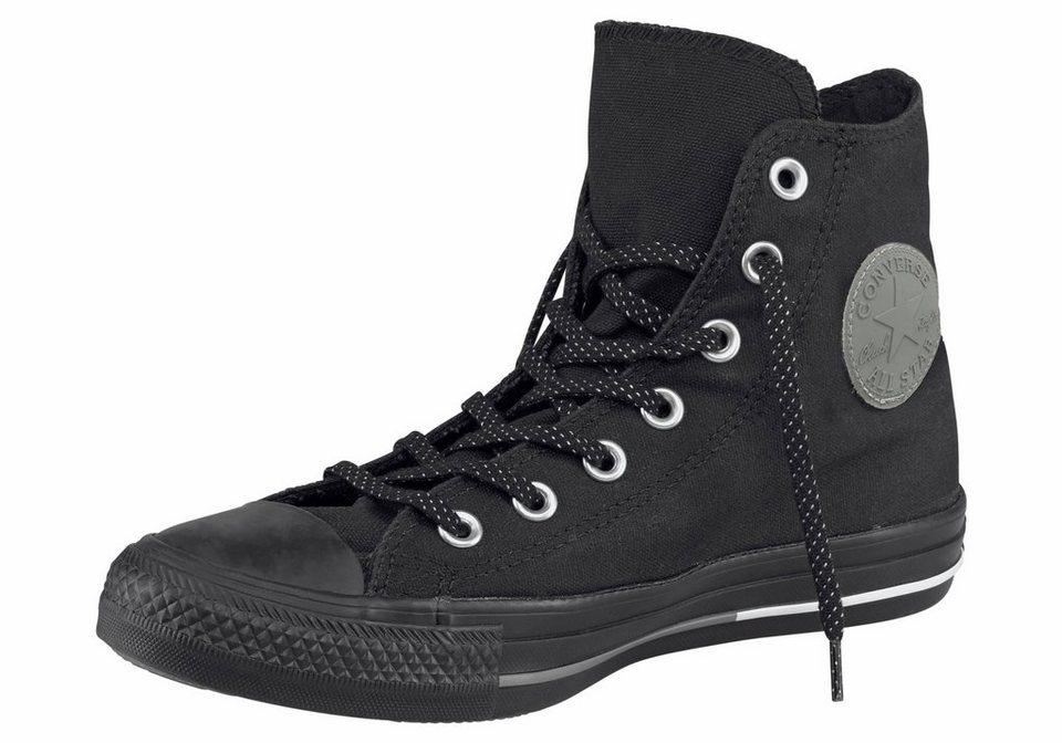 Converse »Chuck Taylor All Star Shield Canvas« Sneaker in schwarz