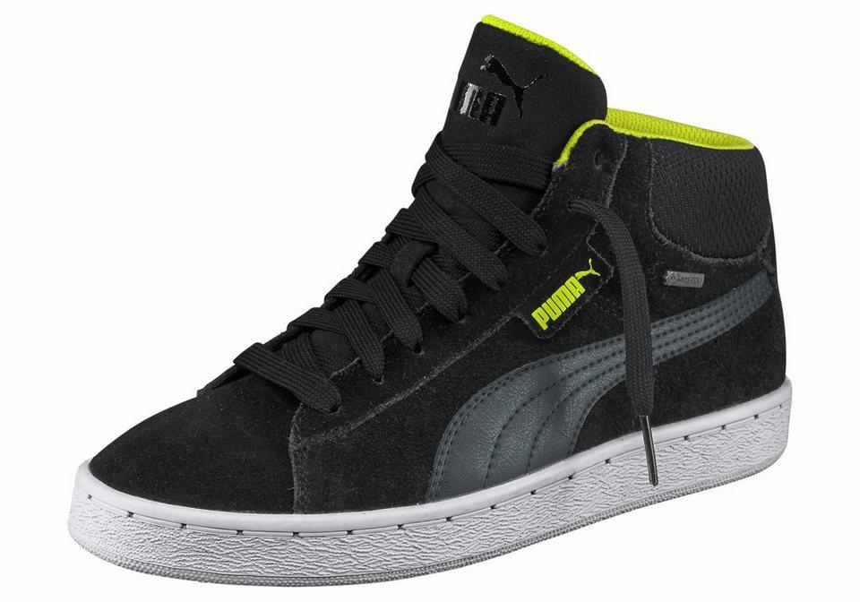 PUMA »PUMA 1948 Mid Goretex® Junior« Sneaker in schwarz