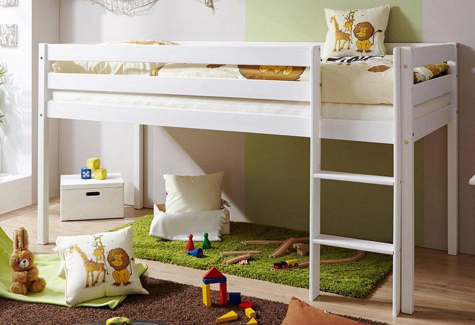 ticaa hochbett catlitterplus. Black Bedroom Furniture Sets. Home Design Ideas
