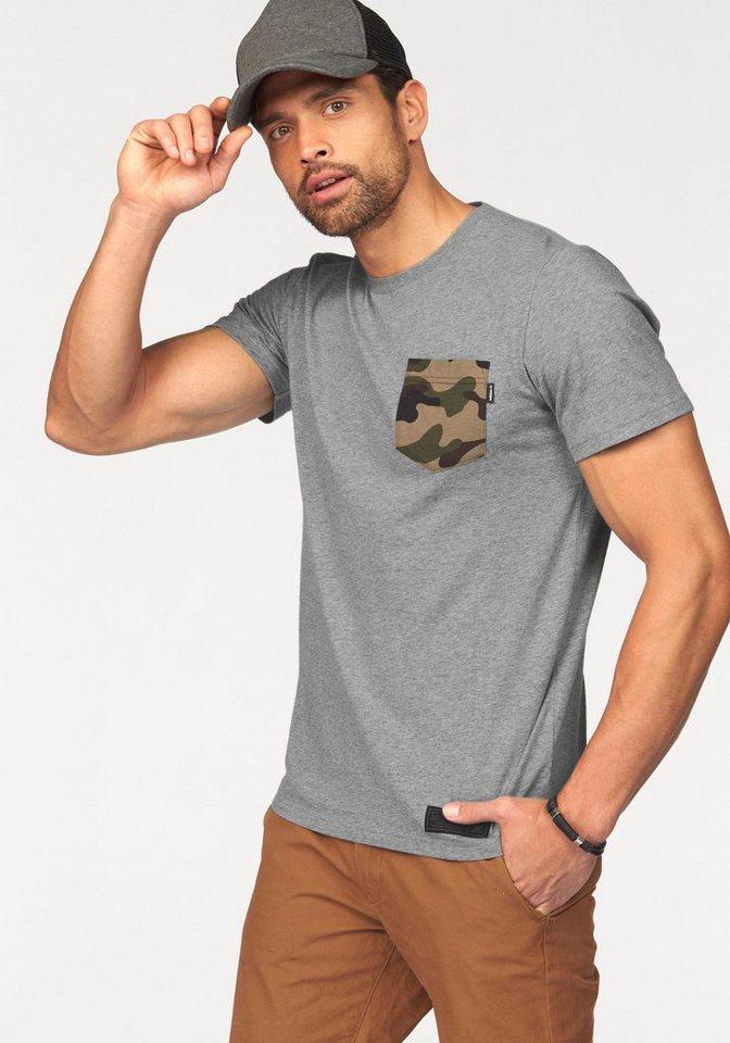 adidas Originals T-Shirt in grau