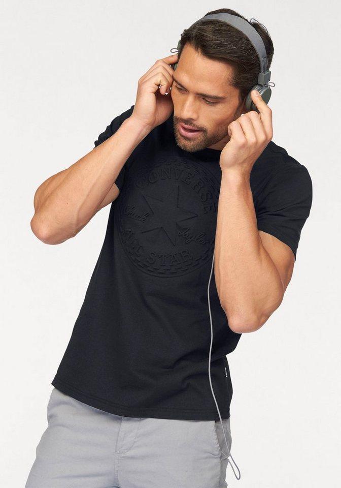 Converse T-Shirt in schwarz