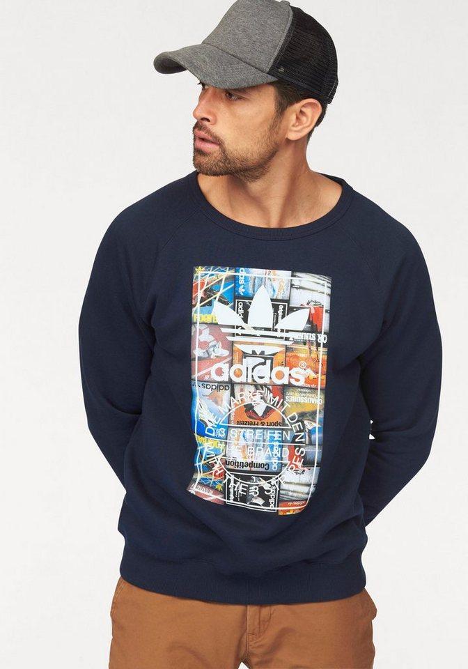 adidas Originals Sweatshirt in marine