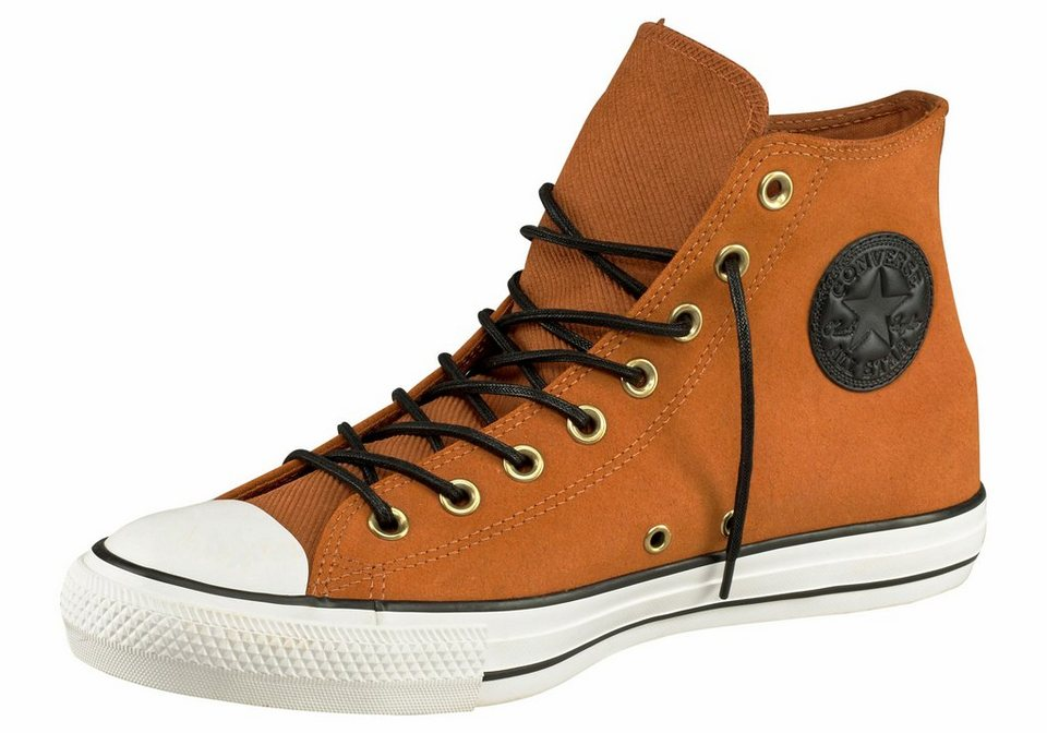 Converse »Chuck Taylor All Star Leather« Sneaker in braun
