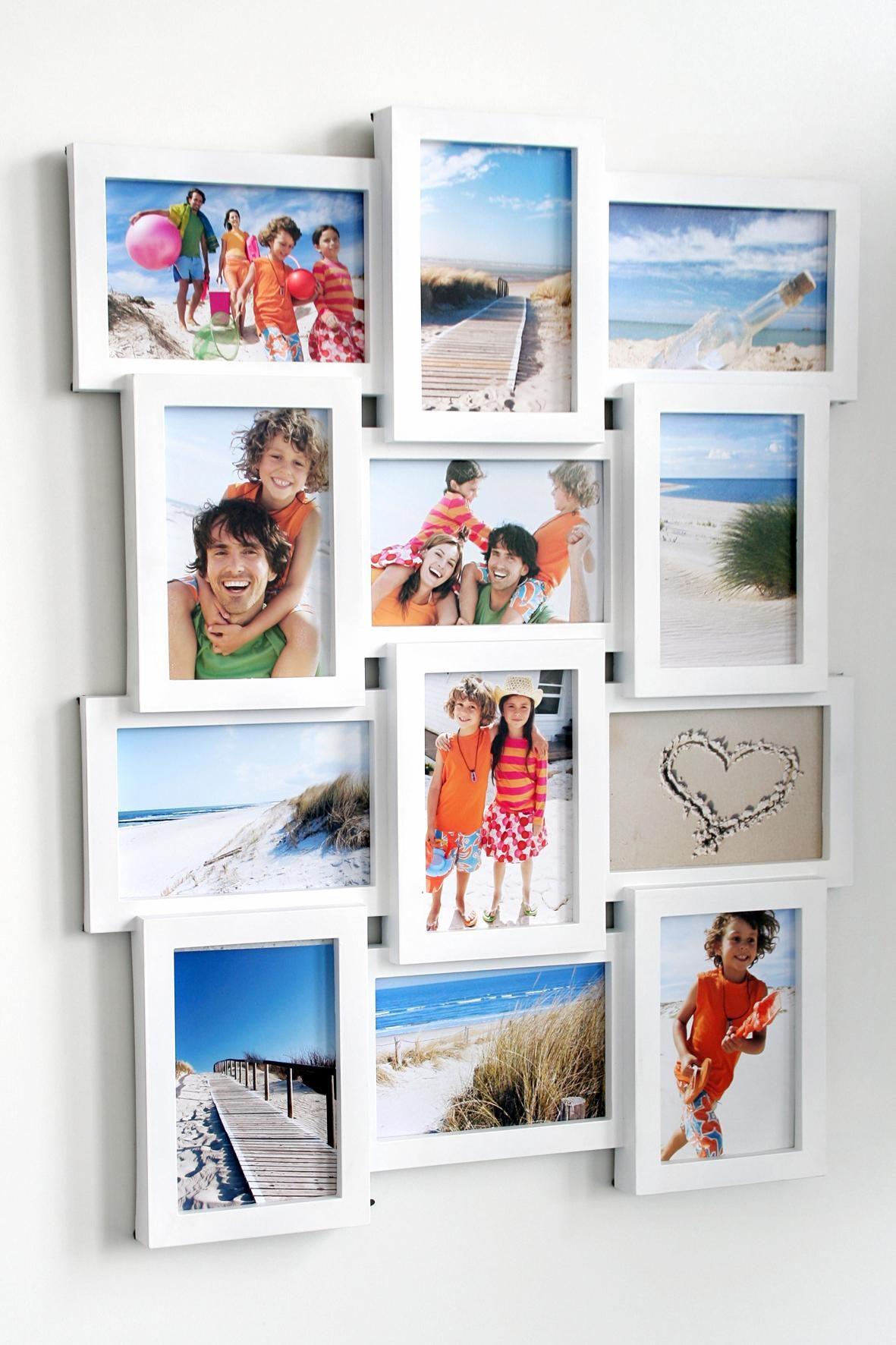 Home affaire Galerierahmen für 12 Bilder
