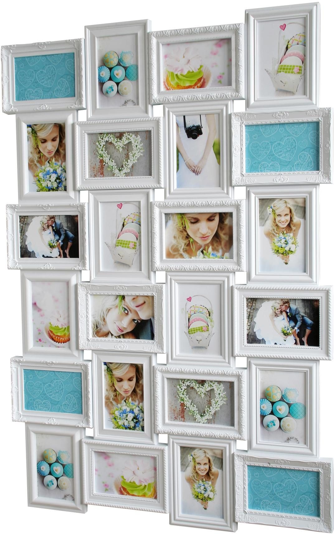 Home affaire Galerierahmen für 24 Bilder