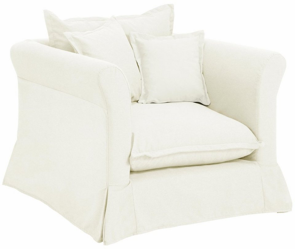 home affaire sessel luise hussenoptik kaufen otto. Black Bedroom Furniture Sets. Home Design Ideas