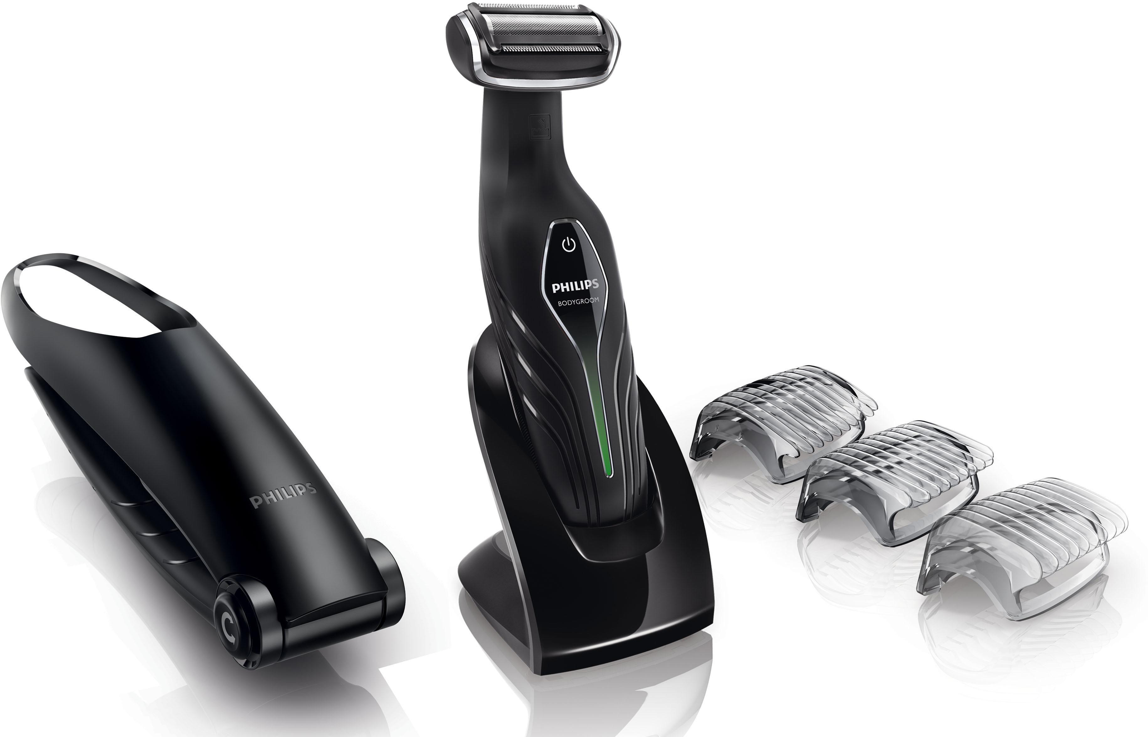 Philips Männerkörper-Rasierer Series 5000 BG2036/32 , Bodygroom Plus