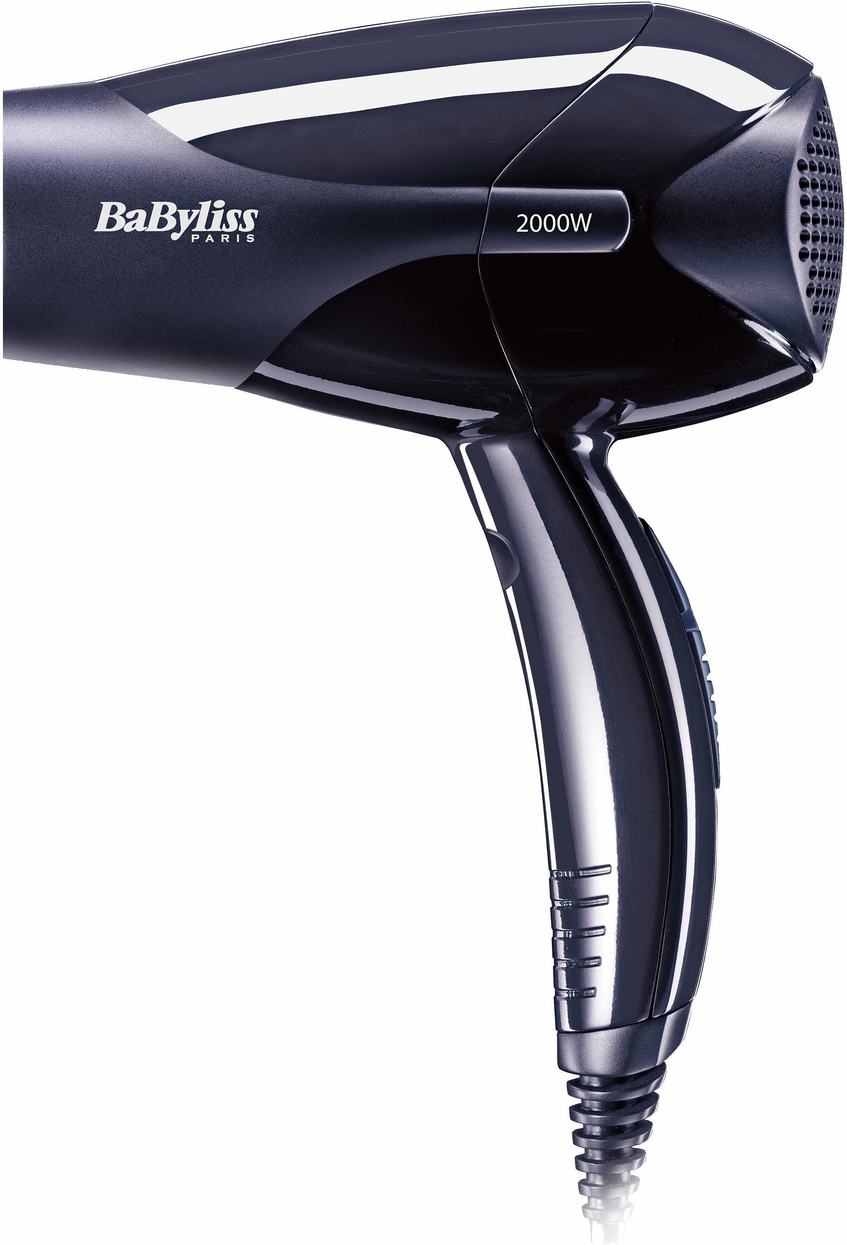 BaByliss Haartrockner Expert Compact D212E