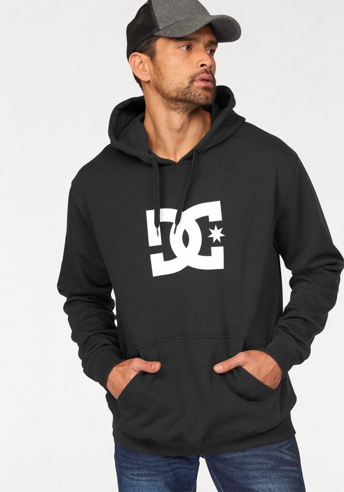 DC Shoes Kapuzensweatshirt in schwarz