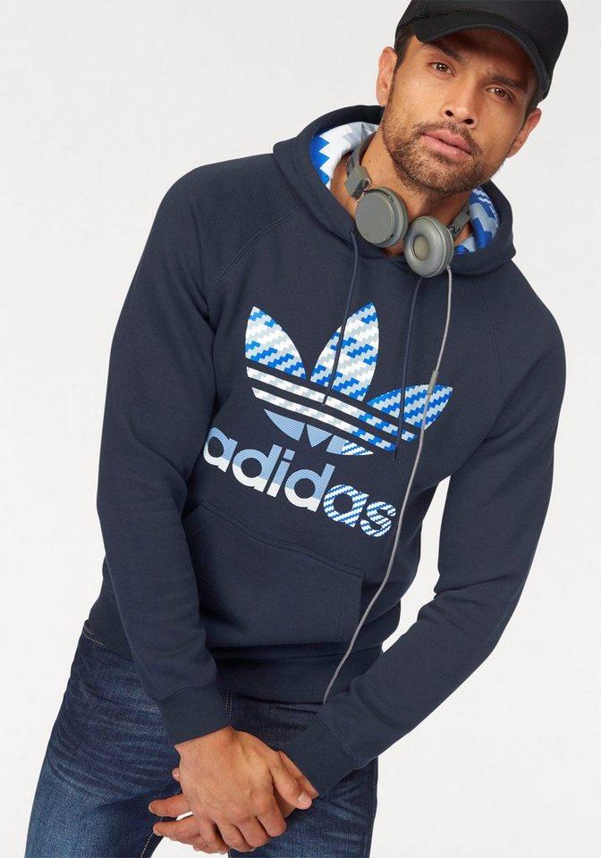 adidas Originals Kapuzensweatshirt »ESS OTH HODDY« in marine