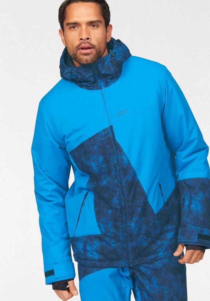 Chiemsee Skijacke »KAMRON 2« in blau-schwarz