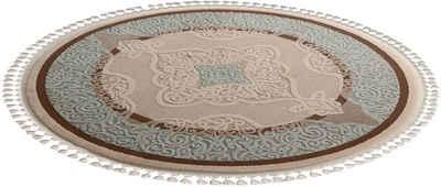 Teppich rund 200  Runde Teppiche online kaufen » Tolle Rundteppiche | OTTO