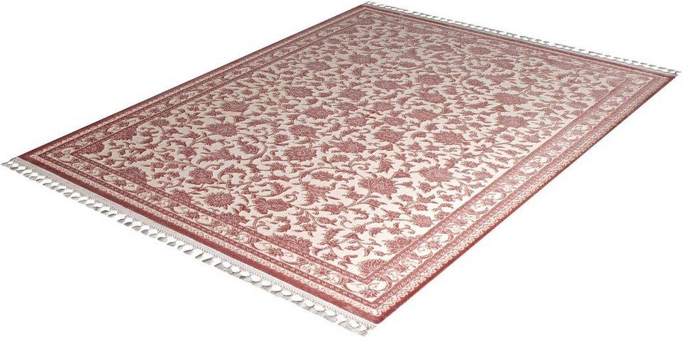 Orient-Teppich, Sanat Hali, »Delüks 6896«, gewebt in braun