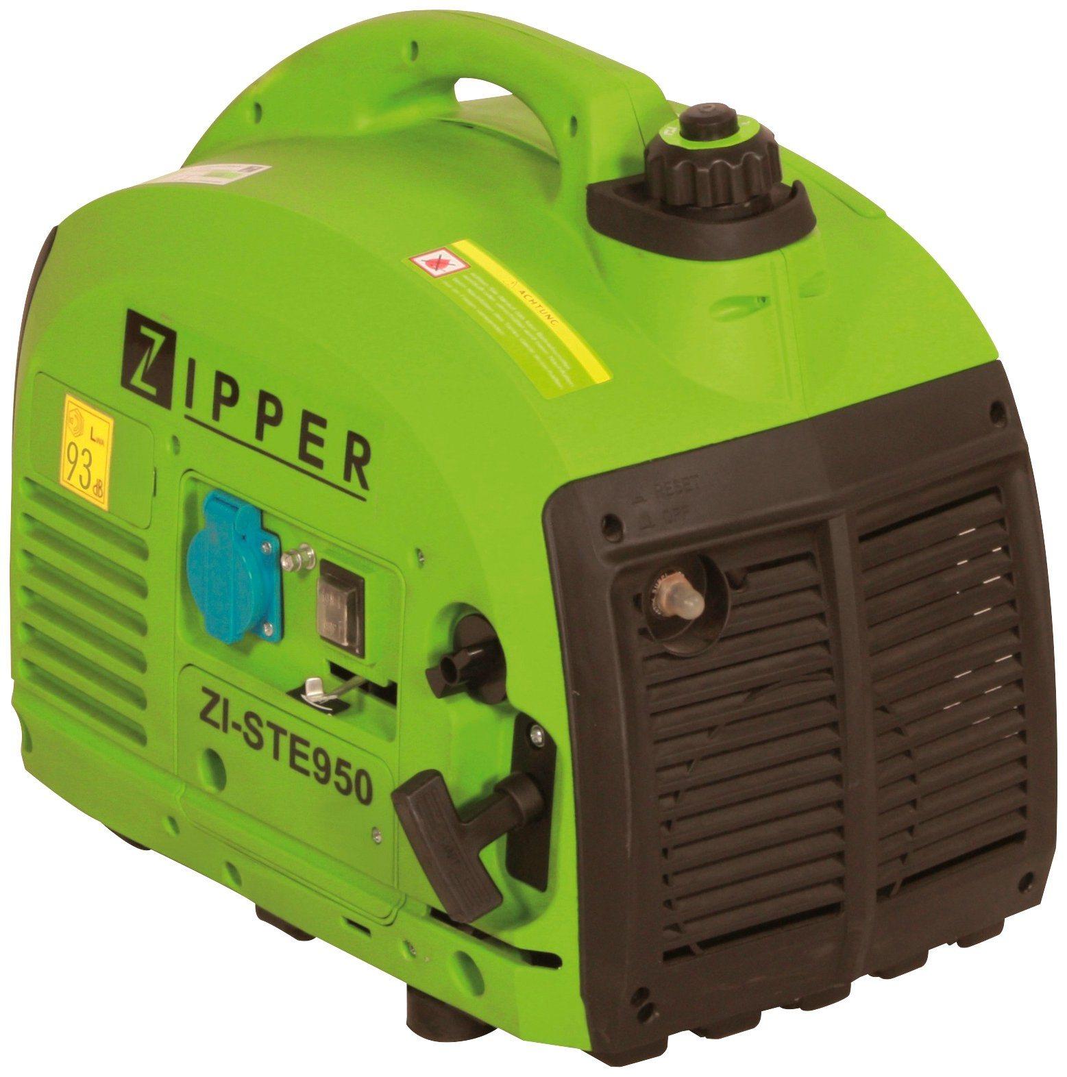 Zipper Stromerzeuger »ZI-STE950A« mit 1 x 230 V-Steckdose (50 Hz) | Baumarkt > Elektroinstallation > Steckdosen | ZIPPER