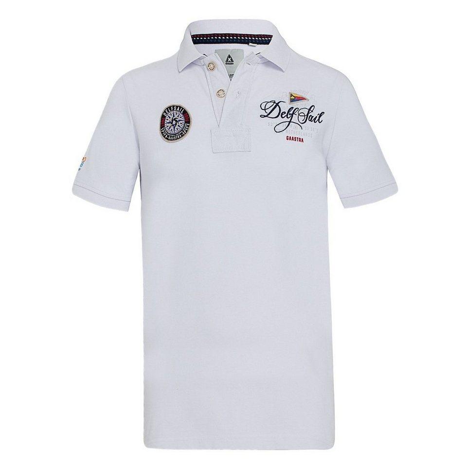 Gaastra Poloshirt in weiß