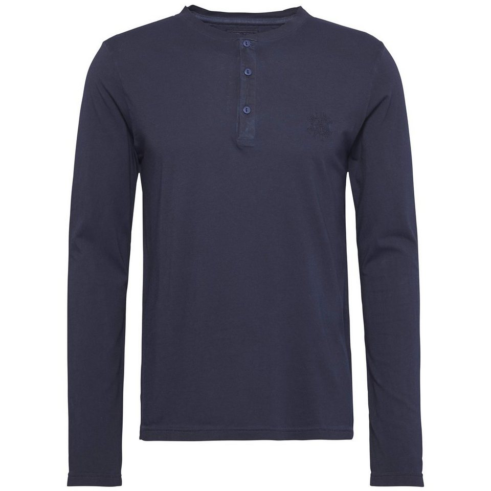 Tommy Hilfiger T-Shirts (langarm) in MIDNIGHT