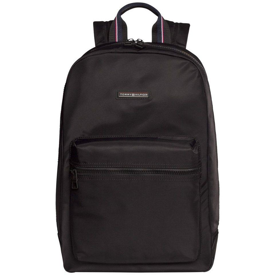 Tommy Hilfiger Handtaschen »EASY NYLON BACKPACK« in Black
