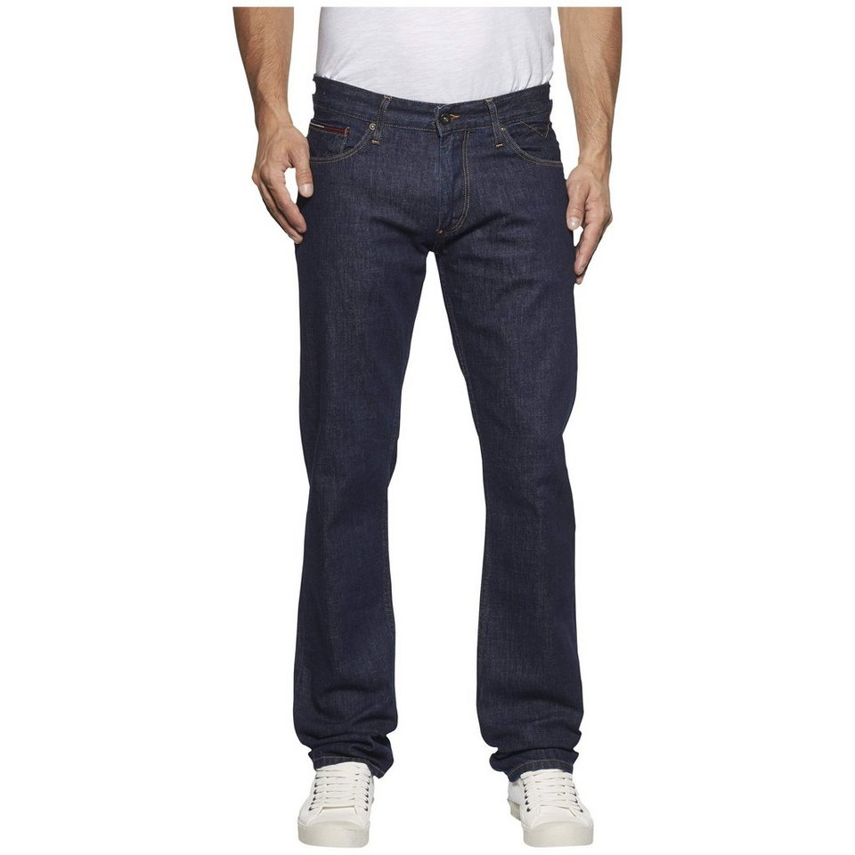 Hilfiger Denim Jeans »ORIGINAL STRAIGHT RYAN RID« in Rinsed Indigo