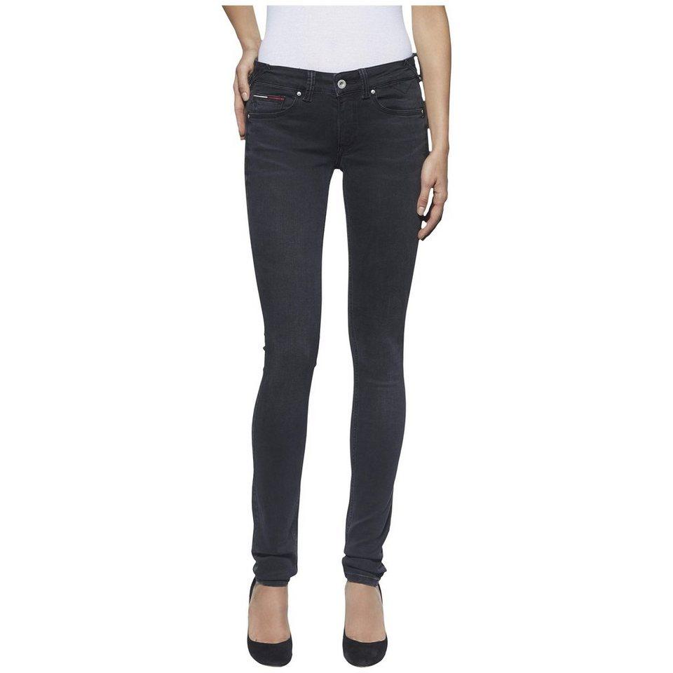 Hilfiger Denim Jeans »LOW RISE SKINNY SOPHIE DYBKST« in Dynamic Black Str