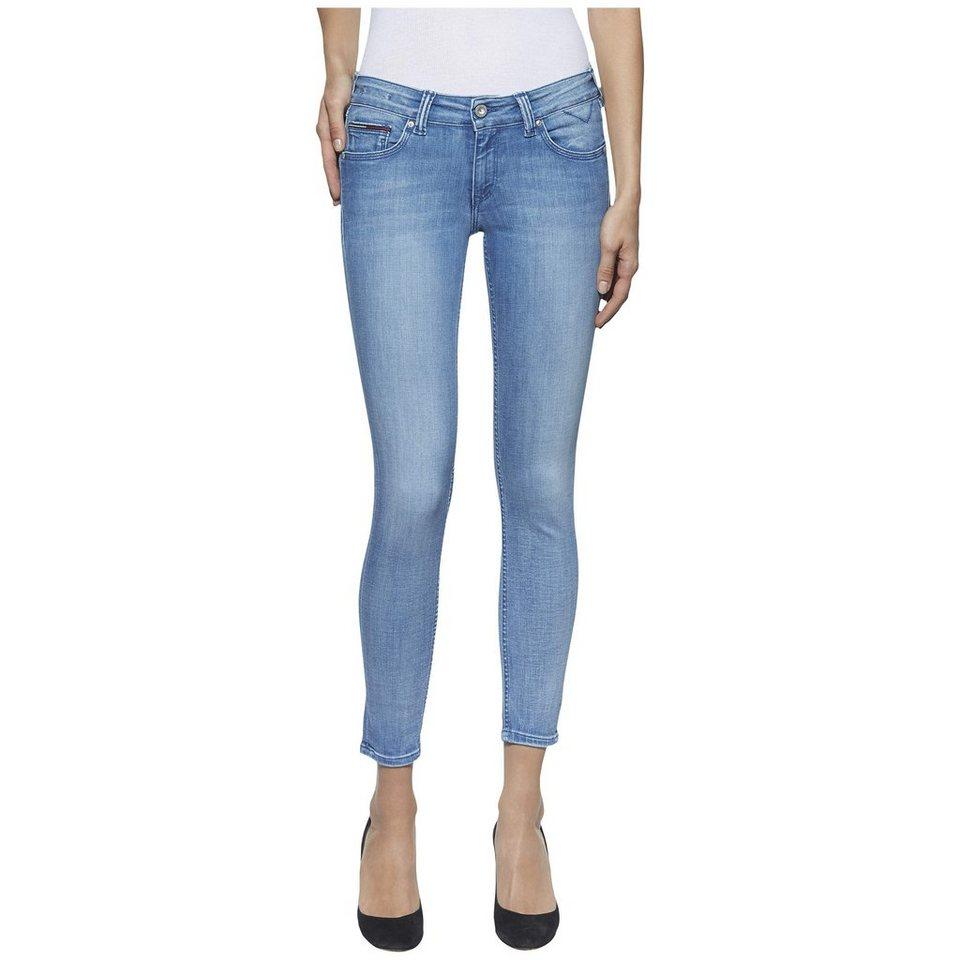 Hilfiger Denim Jeans »LOW RISE SKINNY 7/8 SOPHIE AZST« in Azur Stretch