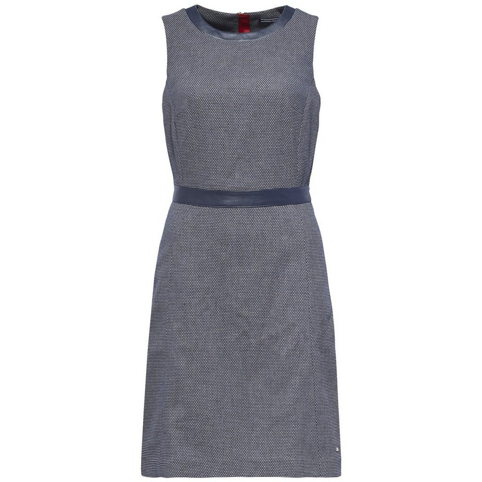 Tommy Hilfiger Kleider »SHEILA DRESS NS« in Navy
