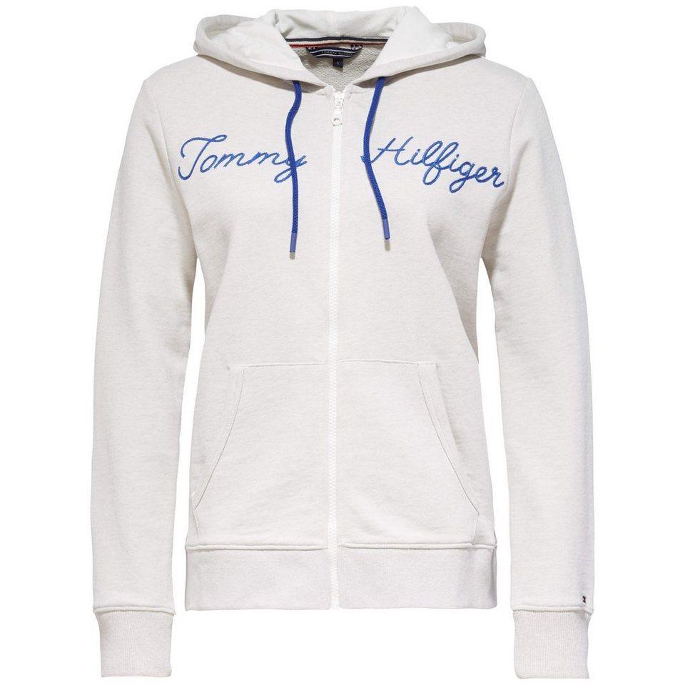 Tommy Hilfiger Sweatshirts »FAUNA HOODIE LS« in SNOW WHITE