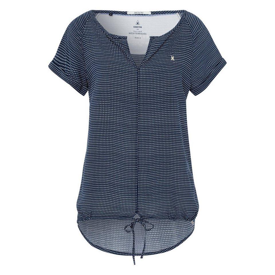 Gaastra Shirtbluse in blau