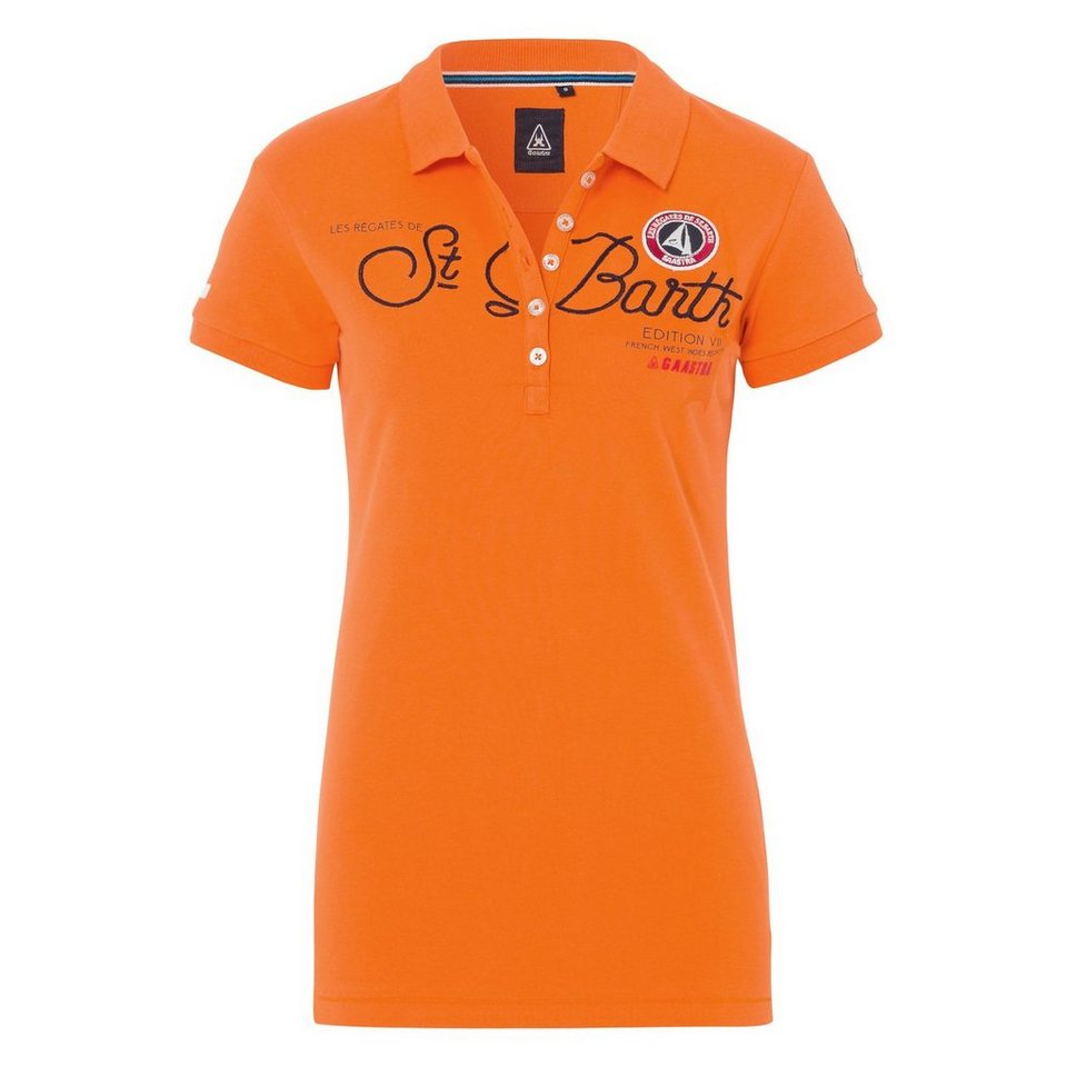 Gaastra Poloshirt in orange
