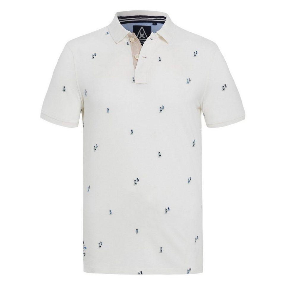 Gaastra Poloshirt in naturweiß