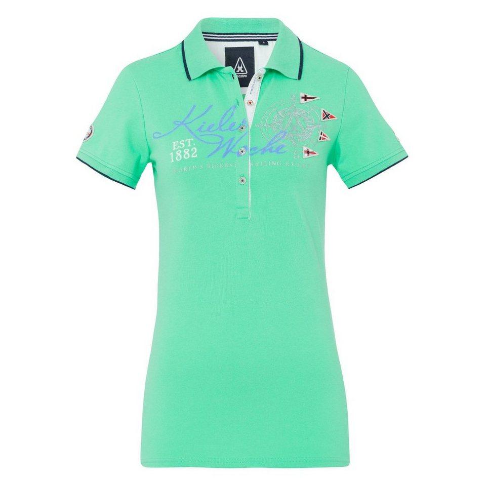 Gaastra Poloshirt in grün
