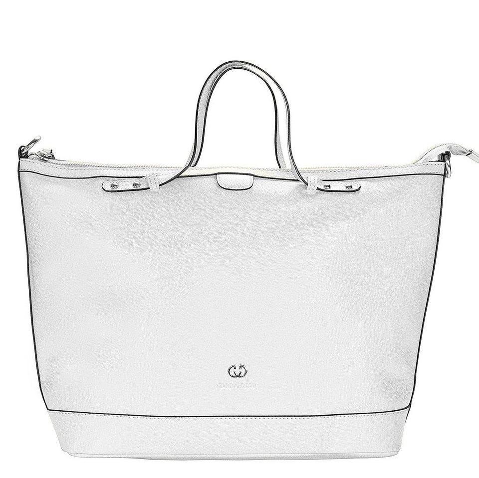Gerry Weber Lady Like Shopper 34 cm in white