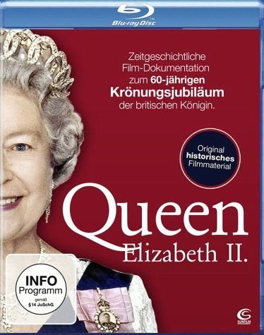 Blu-ray »Queen Elizabeth II.«