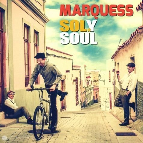 Audio CD »Marquess: Sol Y Soul«