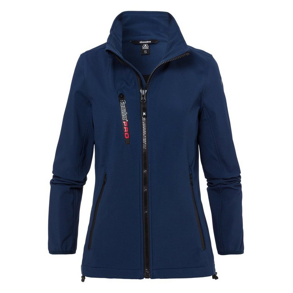 Gaastra Softshelljacke in navy