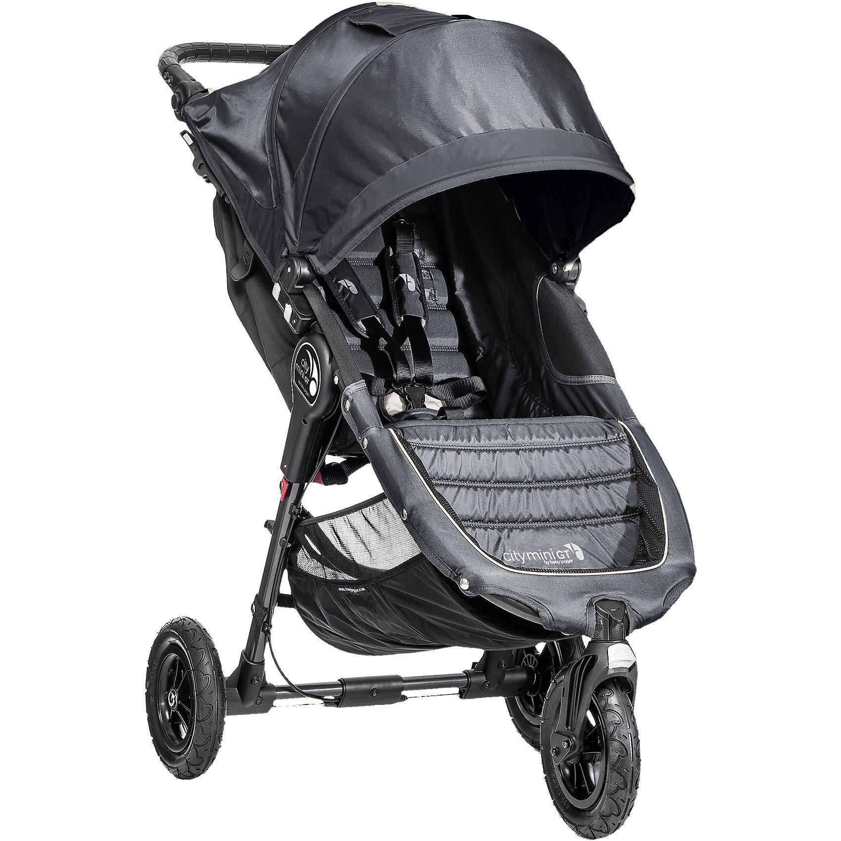 Baby Jogger Jogger City Mini GT, black denim, Sonderedition, 2016