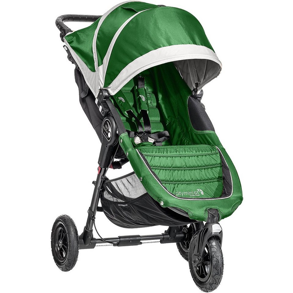 Baby Jogger Jogger City Mini GT, evergreen/ gray, 2016 in grün