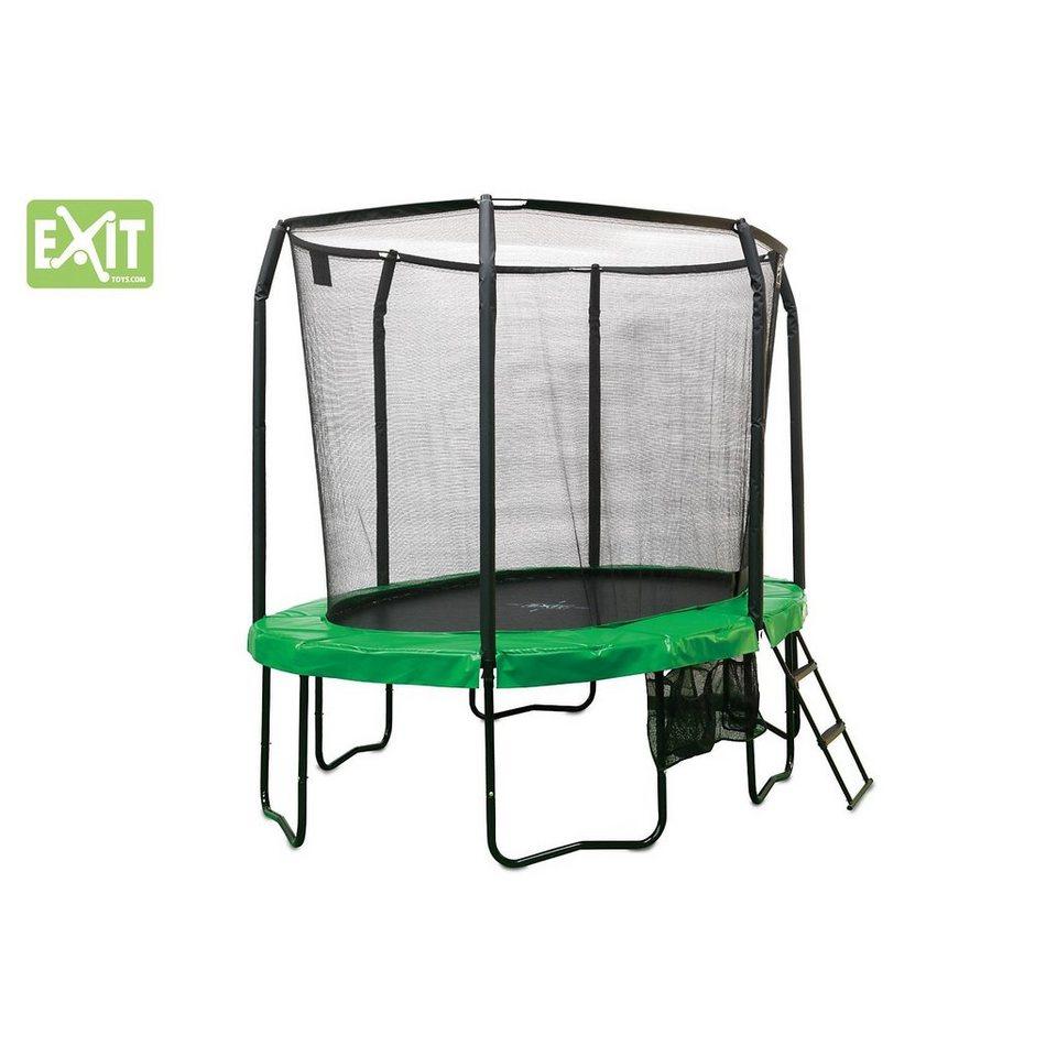 EXIT Trampolin JumpArenA, 305 x 427 cm in grün