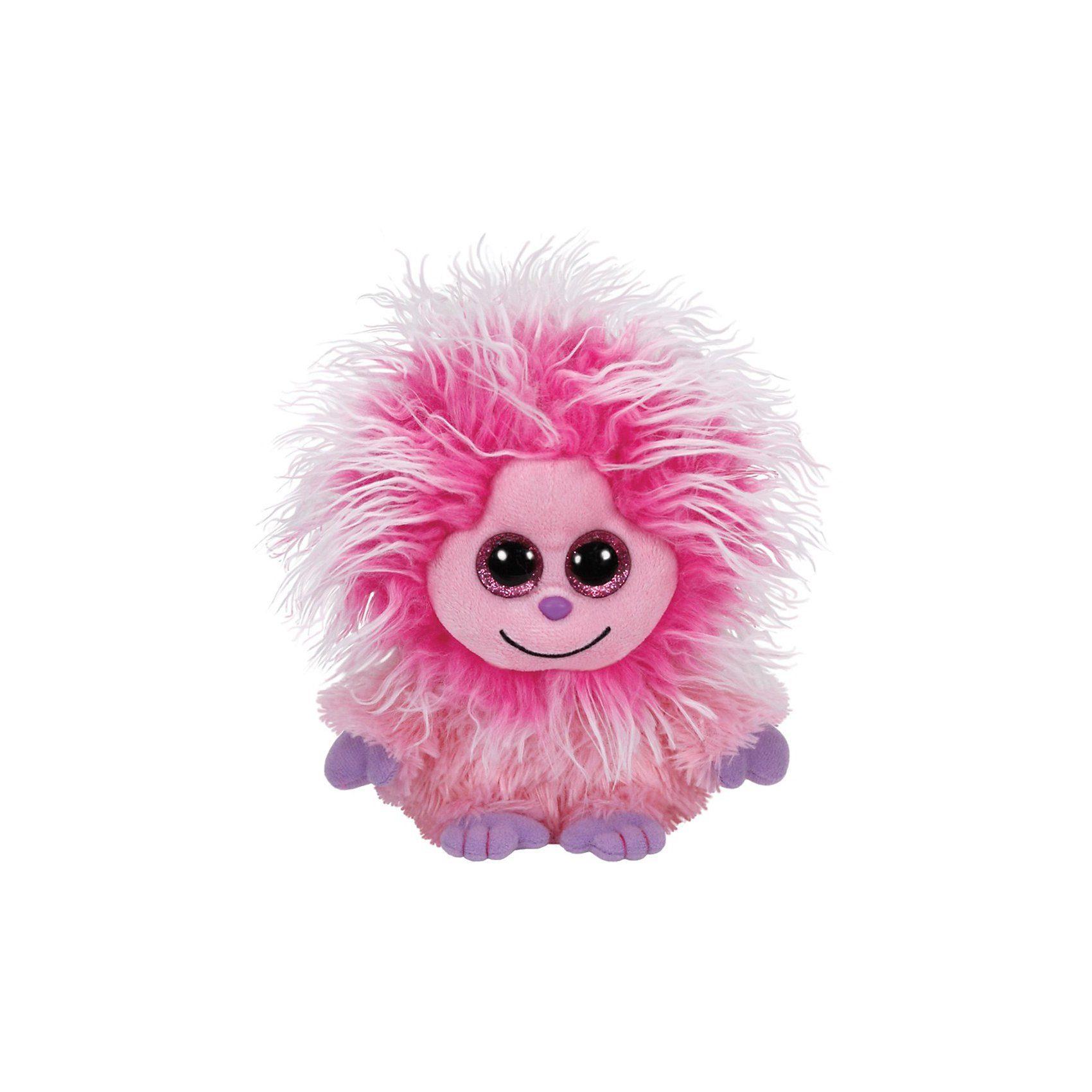 Ty Frizzy pinker Kink , 15cm