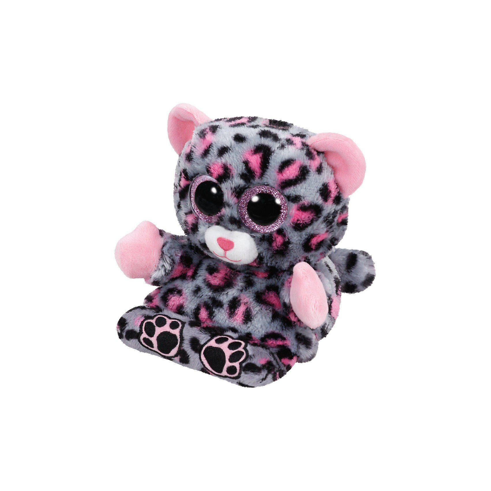 Ty Peek-A-Boo Trixi Leopard, 15cm