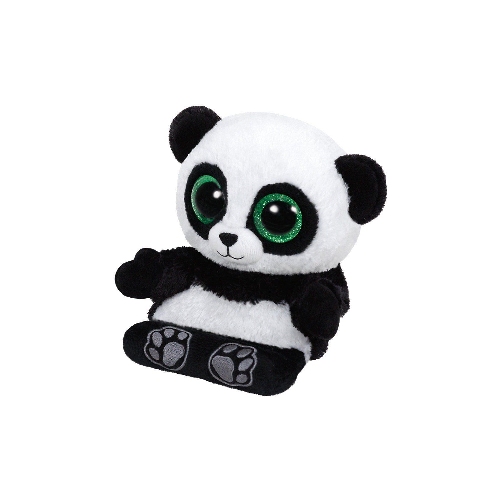 Ty® Peek-A-Boo Poo Panda, 15cm, Handyhalter