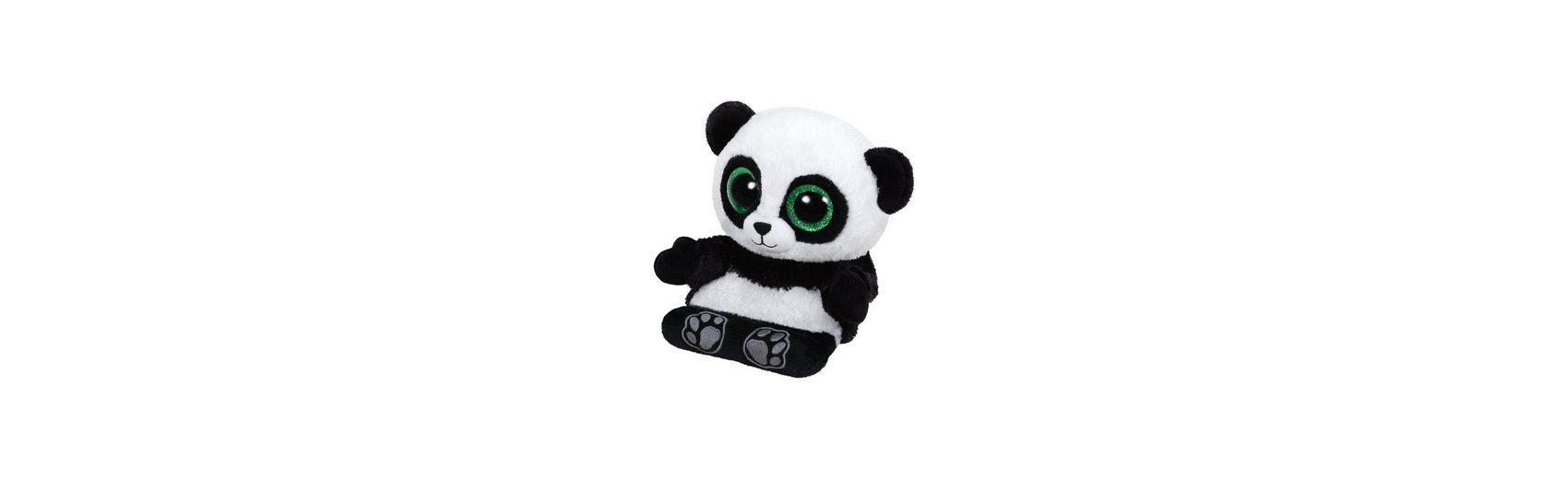 Ty Peek-A-Boo Poo Panda, 15cm, Handyhalter